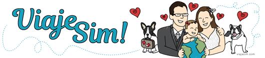 Viaje Sim! - Affordable luxury | viagens com bebê e pet friendly
